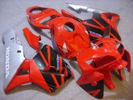 Honda CBR 600RR F5 2005-2006 Injection ABS verkleidung - anderen - Rot/Silber/Schwarz