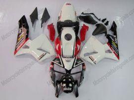 Honda CBR 600RR F5 2005-2006 Injection ABS verkleidung - Lee - Weiß/Schwarz/Rot