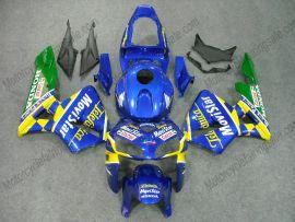 Honda CBR 600RR F5 2005-2006 Injection ABS verkleidung - Movistar - Blau