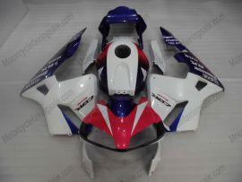 Honda CBR 600RR F5 2005-2006 Injection ABS verkleidung - anderen - Weiß/Blau/Rot