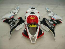 Honda CBR 600RR F5 2007-2008 Injection ABS verkleidung - anderen - Schwarz/Weiß/Rot
