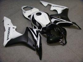 Honda CBR 600RR F5 2007-2008 Injection ABS verkleidung - anderen - Schwarz/Weiß