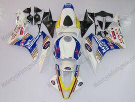 Honda CBR 600RR F5 2007-2008 Injection ABS verkleidung - Rothmans - Blau/Weiß