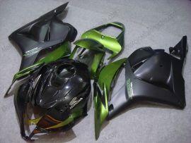 Honda CBR 600RR F5 2009-2012 Injection ABS verkleidung - anderen - Schwarz/Grün