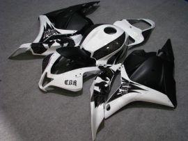 Honda CBR 600RR F5 2009-2012 Injection ABS verkleidung - anderen - Weiß/Schwarz