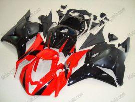 Honda CBR 600RR F5 2009-2012 Injection ABS verkleidung - anderen - Schwarz/Rot