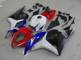 Honda CBR 600RR F5 2009-2012 Injection ABS verkleidung - anderen - Weiß/Schwarz/Rot