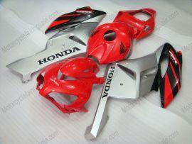 Honda CBR1000RR 2004-2005 Injection ABS verkleidung - Fireblade - Rot/Schwarz/Silber
