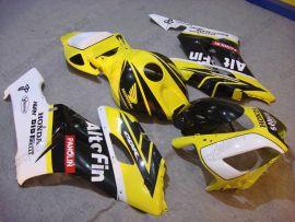 Honda CBR1000RR 2004-2005 Injection ABS verkleidung - PIRELLI - Gelb/Schwarz/Weiß