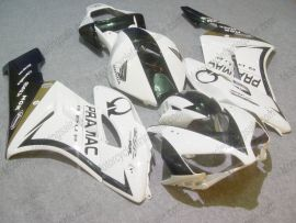 Honda CBR1000RR 2004-2005 Injection ABS verkleidung - PRAMAC - Weiß/Schwarz