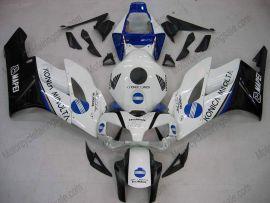 Honda CBR1000RR 2004-2005 Injection ABS verkleidung - Konica Minolta - Weiß/schwarz