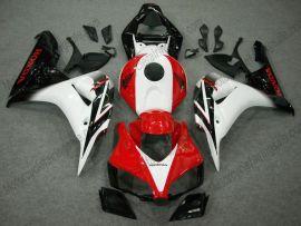 Honda CBR1000RR 2006-2007 Injection ABS verkleidung - Fireblade - Rot/Schwarz/Weiß