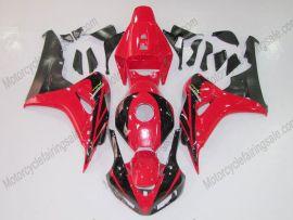 Honda CBR1000RR 2006-2007 Injection ABS verkleidung - Fireblade - Rot/Schwarz