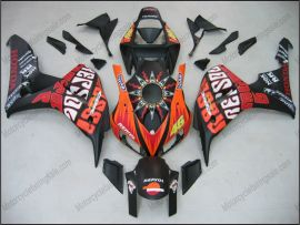Honda CBR1000RR 2006-2007 Injection ABS verkleidung - Rossi - Farbe