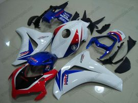 Honda CBR1000RR 2008-2011 Injection ABS verkleidung - anderen - Rot/Blau/Weiß