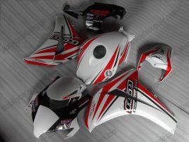 Honda CBR1000RR 2008-2011 Injection ABS verkleidung - anderen - Rot/Weiß