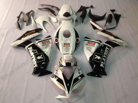 Honda CBR1000RR 2012-2016 Injection ABS verkleidung - PlayBoy - Weiß/Schwarz
