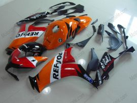 Honda CBR1000RR 2012-2016 Injection ABS verkleidung - Repsol - Orange/Schwarz/Rot
