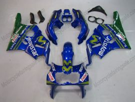 Honda CBR400RR NC29 1990-1998 ABS Verkleidung - Factory Style - Blau