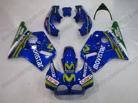 Honda CBR400RR NC23 1988-1989 ABS Verkleidung - Factory Style - Blau