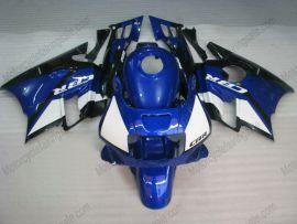 Honda CBR600 F2 1991-1994 ABS Verkleidung - anderen - Blau/Weiß/Schwarz