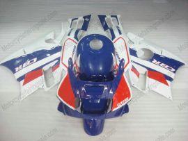 Honda CBR600 F2 1991-1994 ABS Verkleidung - anderen - Blau/Weiß/Rot