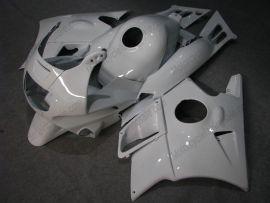 Honda CBR600 F2 1991-1994 ABS Verkleidung - Factory Style - alle Weiß