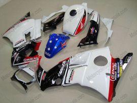 Honda CBR600 F2 1991-1994 ABS Verkleidung - Joes - Lee - Schwarz/Weiß
