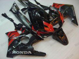 Honda CBR600 F2 1991-1994 ABS Verkleidung - anderen - Schwarz/Rot