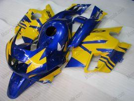 Honda CBR600 F2 1991-1994 ABS verkleidung - anderen - Blau/Gelb