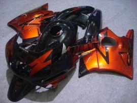 Honda CBR600 F2 1991-1994 ABS Verkleidung - anderen - Orange/Schwarz