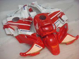 Honda CBR600 F2 1991-1994 ABS Verkleidung - anderen - Rot/Weiß