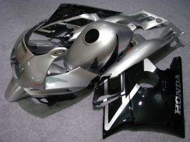 Honda CBR600 F2 1991-1994 ABS Verkleidung - anderen - Silber/Schwarz