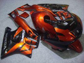 Honda CBR600 F3 1995-1996 Injection ABS Verkleidung - anderen - Schwarz/Orange
