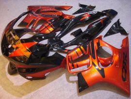 Honda CBR600 F3 1995-1996 Injection ABS Verkleidung - anderen - Orange/Schwarz