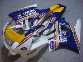 Honda CBR600 F3 1995-1996 Injection ABS Verkleidung - Rothmans - Blau/Weiß/Gelb