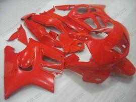 Honda CBR600 F3 1997-1998 Injection ABS Verkleidung - Factory Style - Rot