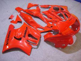 Honda CBR600 F3 1997-1998 Injection ABS verkleidung - anderen - alle Rot
