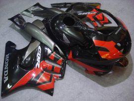 Honda CBR600 F3 1997-1998 Injection ABS verkleidung - anderen - Rot/Schwarz