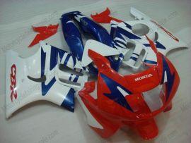 Honda CBR600 F3 1997-1998 Injection ABS verkleidung - anderen - Rot/Weiß/Blau