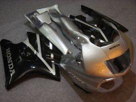 Honda CBR600 F3 1997-1998 Injection ABS verkleidung - anderen - Silber/Schwarz