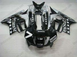 Honda CBR600 F3 1997-1998 Injection ABS verkleidung - Seven Stars - Schwarz