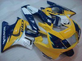 Honda CBR600 F3 1997-1998 Injection ABS Verkleidung - anderen - Gelb/Blau