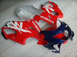 Honda CBR600 F4 1999-2000 Injection ABS Verkleidung - anderen - Rot/Blau