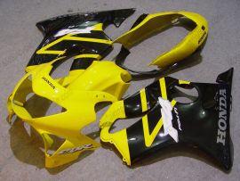 Honda CBR600 F4 1999-2000 Injection ABS verkleidung - anderen - Gelb/Schwarz