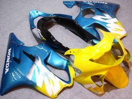 Honda CBR600 F4 1999-2000 Injection ABS verkleidung - anderen - Gelb/Blau