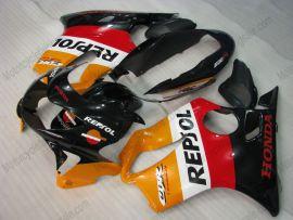 Honda CBR600 F4 1999-2000 Injection ABS verkleidung - Repsol - Gelb/Schwarz/Rot
