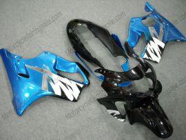 Honda CBR600 F4 1999-2000 Injection ABS verkleidung - anderen - Schwarz/Blau