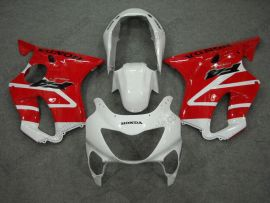 Honda CBR600 F4 1999-2000 Injection ABS verkleidung - anderen - Weiß/Rot
