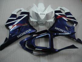 Honda CBR600 F4i 2001-2003 Injection ABS Verkleidung - anderen - marineblau/Weiß